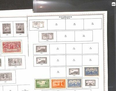 Q486 - Nicaragua Collection Mint & Used