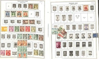 Q292-Thailand Collection-Mint & Used
