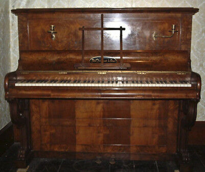 1871 - 1880 John Brinsmead & Sons, London, Piano.