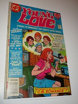 Young Love #126 Scarce Last Issue Solid Grade Rare Comic DC Giant
