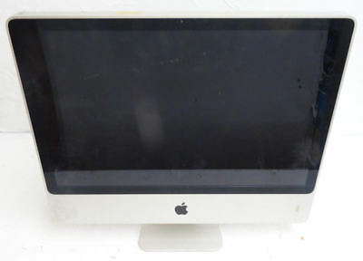 "Apple iMac 24"" Core 2 Duo 3.06Ghz 2GB RAM 750GB HDD for Spares and Repairs"
