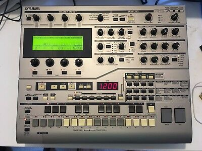 Yamaha RS7000 Music Production Studio - Vintage