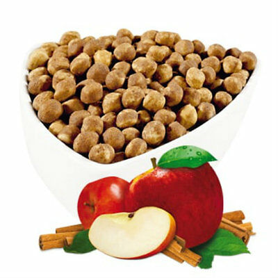 Ideal Protein Apple Cinnamon  Soy Puffs (4 Boxes Of 7)