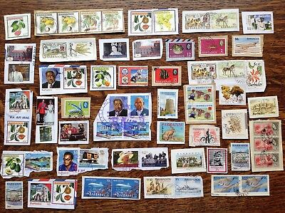 Barbados Stamps Kiloware