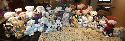 Boyds Bears Collection (Lot of 48 Bears). All Bears have tags and mint condition