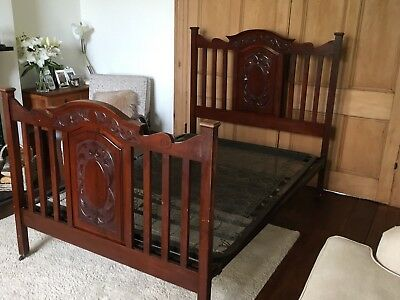 Edwardian Double Bed