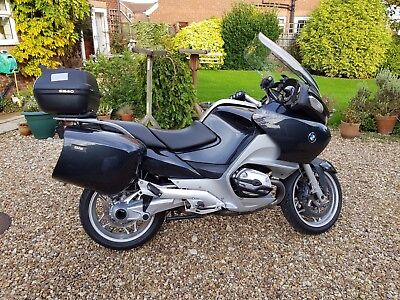 2005 BMW R1200RT - 32k - FSH - ESA - ABS - Heated Grips - Radio - Alarm
