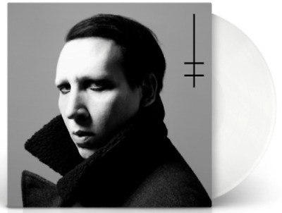 Marilyn Manson ~ Heaven Upside Down ~ Limited White Vinyl Lp ~ Sold Out