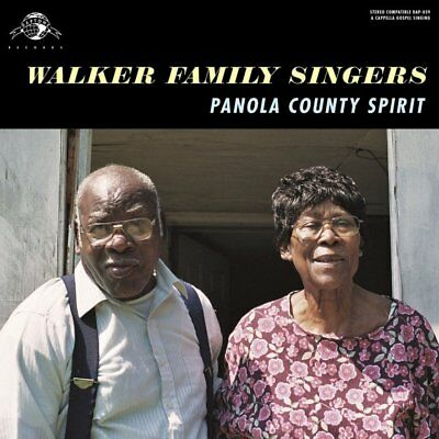 Walker Family Singers - Panola Country Spirit Vinyl LP NEU 09534471