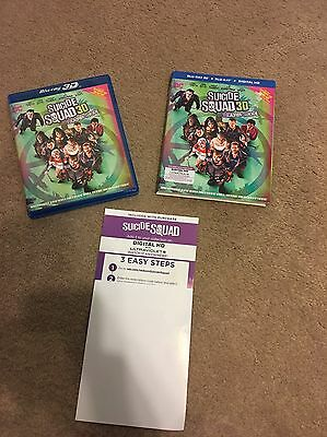 Suicide Squad HD Digital Code Only