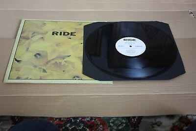 Ride ''play'' 12 4-Track 45Rpm Creation 1990 Vg++/vg++