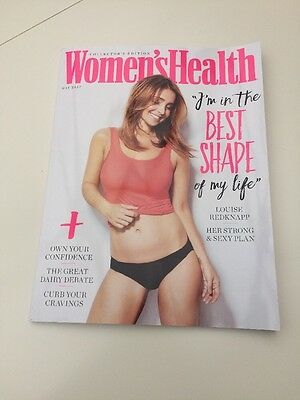 Women's Health Magazine May 2017 Collectors Edition