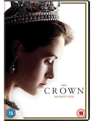 The Crown: Season One DVD (2017) Claire Foy ***NEW***