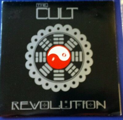 "The Cult - Revolution 7"" Vinyl"