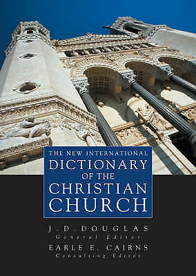 New International Dictionary of the Christian Church-ExLibrary