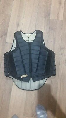 racesafe body protector size large