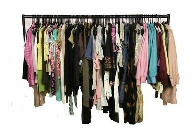 Wholesale Job lot of 50 Used Ladies Womens Various Clothing FREE 48 hour P&P