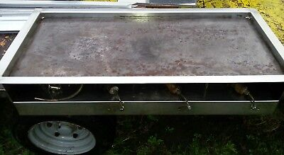 Lpg Barbecue Hot Plate