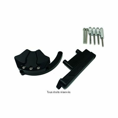 SIFAM - Kit Protection Carters Noirs MT-07 14-16 - Neuf