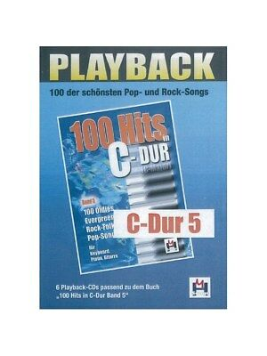 100 Instrumental Songs (5 Playback-CDs C-Stimme). C Instruments