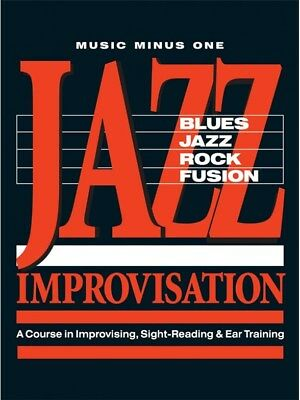 Jazz Improvisation Course (Book/5 CDs). Sheet Music, CD