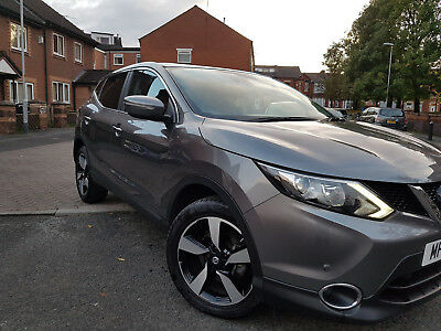 NISSAN QASHQAI ACENTA PREMIUM DCI DIESEL 1 OWNER FROM NEW (Myself)
