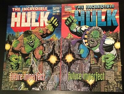 The Incredible Hulk - Future Imperfect #1 & #2