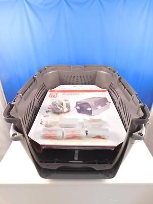 Dogit 76740 - Transportbox Hundebox Gr. XL/75x104x77cm, anthrazit