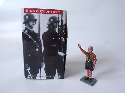 King & Country - Leibstandarte LAH 130 - Boxed Figure