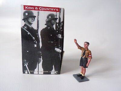 King & Country - Leibstandarte LAH 131 - Boxed Figure