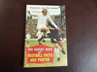 The Hornet Book of Football Facts and Photos presenjted with 'The Hornet' 1960's