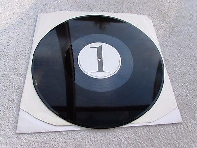 """The Thompson Twins 12"""" Roll Over Orig Uk White Label Test Pressing Demo Promo"""
