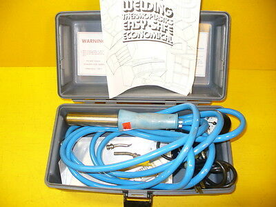 Seelye Plastic Welder Thermo Electric Welding Portable