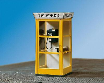 Pola G Scale 1/22.5 Telephone Booth Kit | Ships From Usa | 330952