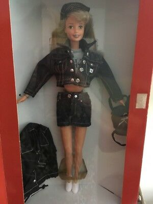 NRFB (Calvin Klein Jeans)  the Bay Limited Edition Barbie Limited Edition 1996