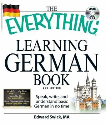 The Everything Learning German Book Speak, write, and understan... 9781598699890