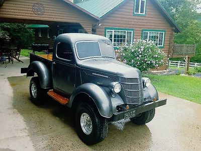 1939 Other Makes  1939 INTERNATIONAL 4 x 4 Truck GRAY 4WD