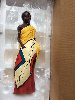Soul Journeys Maasai Stacey Bayne Youthful Dreams limited edition