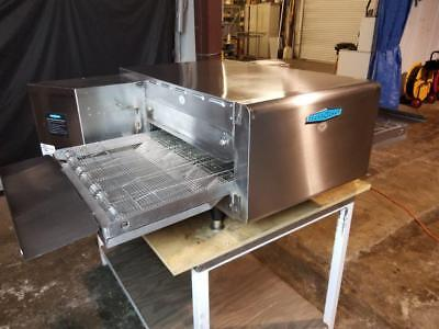 TURBOCHEF hhc2020 CONVEYOR PIZZA OVEN...... VIDEO DEMO.....REFURBISHED