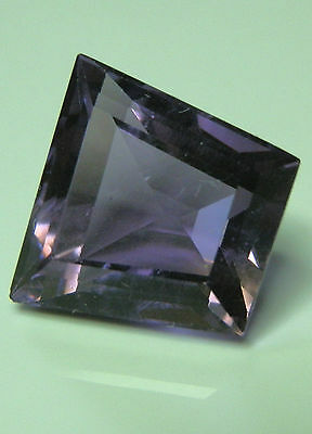 Natural earth-mined large amethyst free-form gemstone...9.75 carat