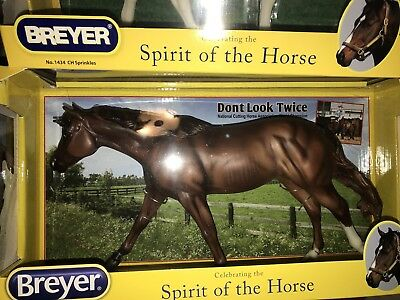 Breyer Don't Look Twice NIB