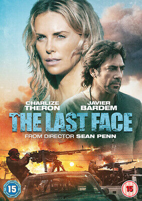 The Last Face DVD (2017) Charlize Theron, Penn (DIR) cert 15 Fast and FREE P & P
