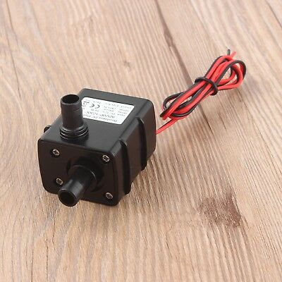 240L/H 12V DC Mini Brushless Magnetic Super Quiet Submersible Water Pump Silent