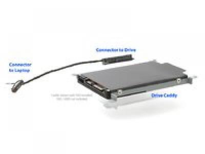 MicroStorage KIT340 HDD Tray notebook spare part - notebook spare parts (HDD Tra