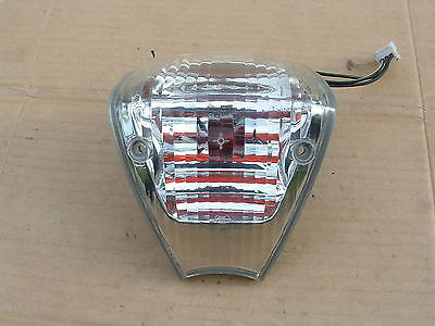 Piaggio Fly 125 2009 Mod Tail Light Good Cond
