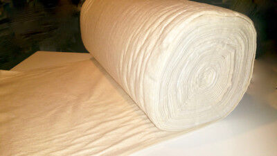 Quilting Wadding Batting BAMBOO/COTTON (50/50) 254CM WIDTH Natural Fibres