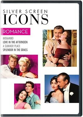 Silver Screen Icons: Romance [New DVD] 2 Pack, Eco Amaray Case