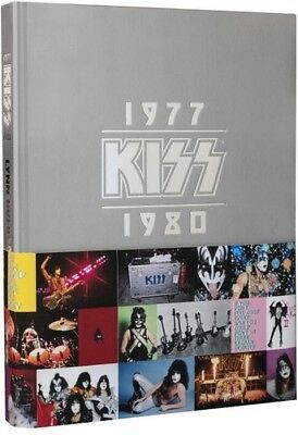 KISS: 1977-1980 [New Book] Hardcover