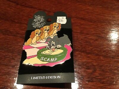 disney auction pin Le 500  retired