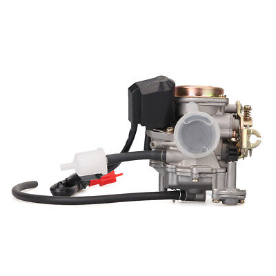 GY6 Motorrad Vergaser 50cc Scooter Moped PD18J Carb QMB139 4 Stroke Cycle Engine